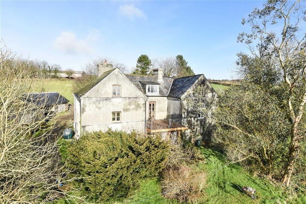 8 Bedrooms Detached House for sale in Stoke Climsland, Callington, Cornwall, PL17
