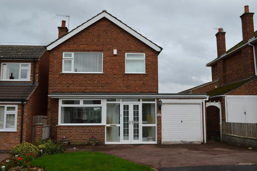 3 Bedrooms Detached House for rent in Waddington Drive, West Bridgford