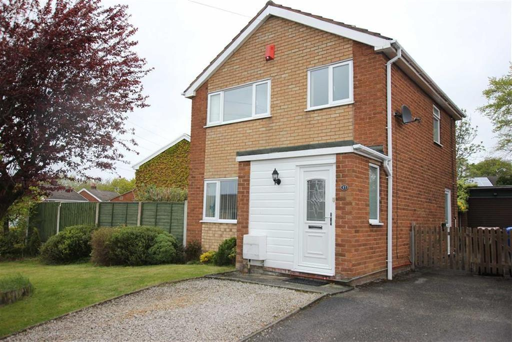 3 Bedrooms Detached House for sale in Wylfa Avenue, Mynydd Isa, Flintshire