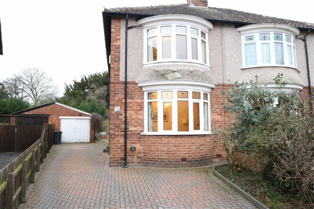2 Bedrooms Semi Detached House for sale in Oakhurst Road, Darlington