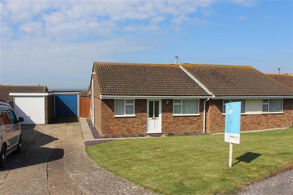 2 Bedrooms Semi Detached Bungalow for sale in St. Andrews Drive, Seaford