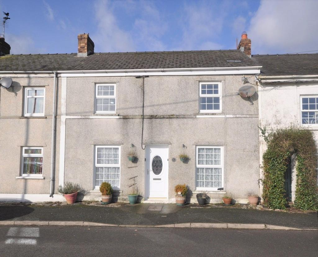 3 Bedrooms Terraced House for sale in 4 High Street, Bancyfelin, Carmarthen SA33 5ND