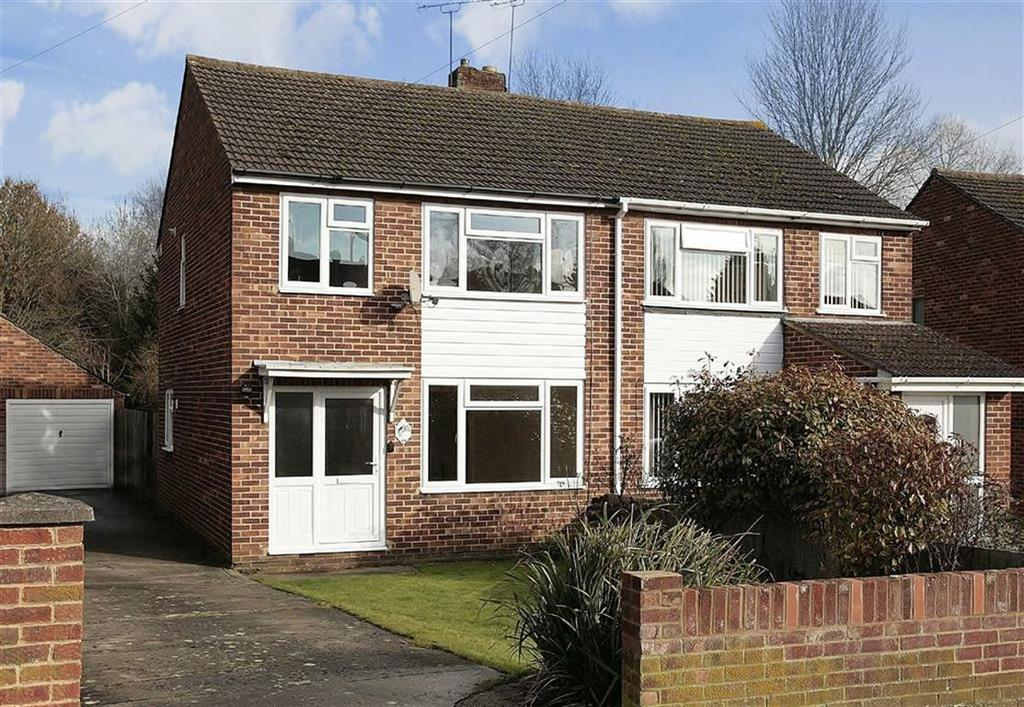 3 Bedrooms Semi Detached House for sale in Hillview Crescent, Banbury