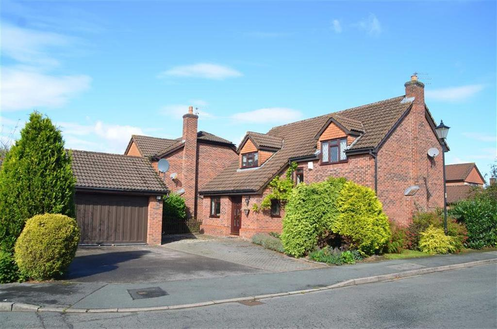 4 Bedrooms Detached House for sale in Ledsham Park Drive, Little Sutton, CH66