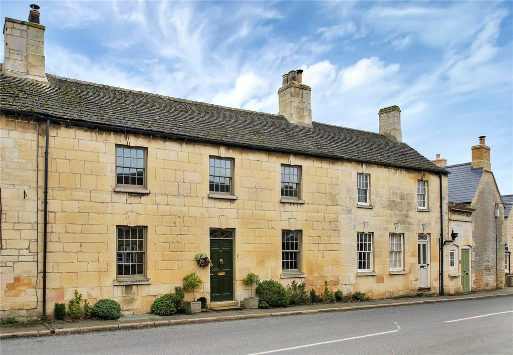 4 Bedrooms Terraced House for sale in High Street, Ketton, Stamford, Lincolnshire