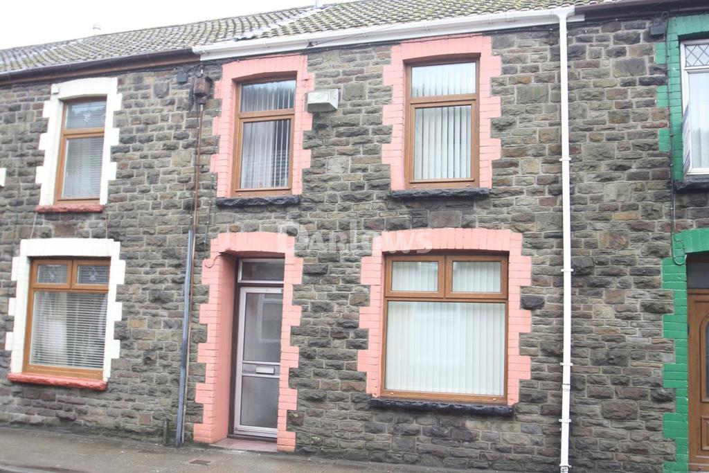 2 Bedrooms Terraced House for sale in Clydach Rd, Tonypandy