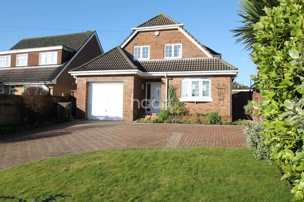 4 Bedrooms Detached House for sale in Hazel Road, Clanfield, Hampshire