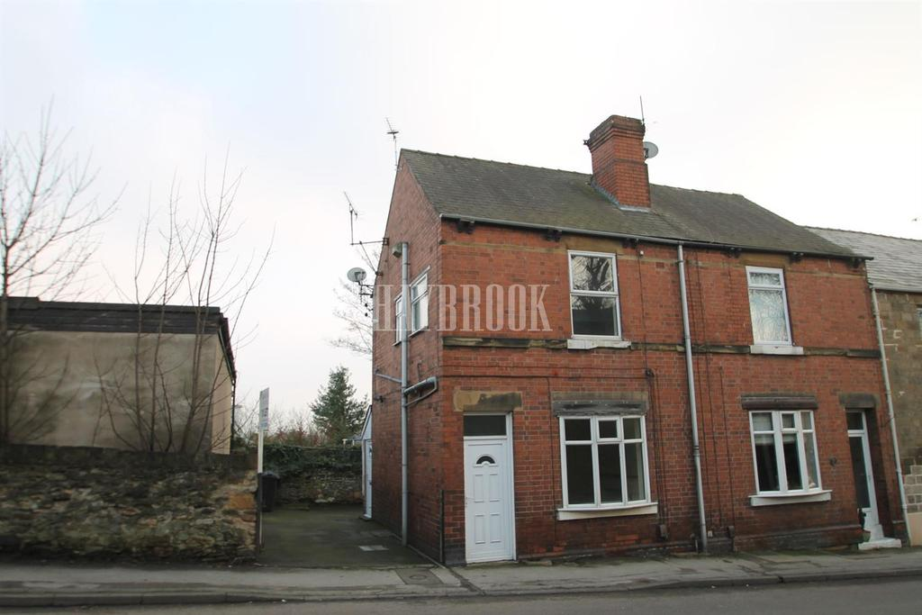 2 Bedrooms End Of Terrace House for sale in Main Street, Greasbrough