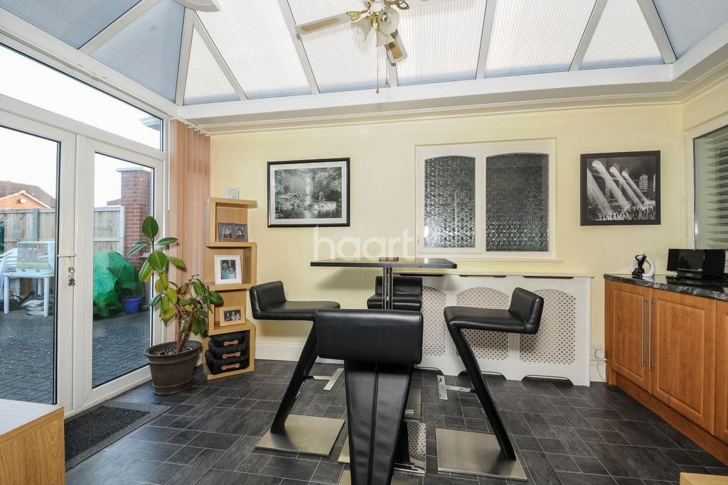 3 Bedrooms Bungalow for sale in Holly Road, Kesgrave