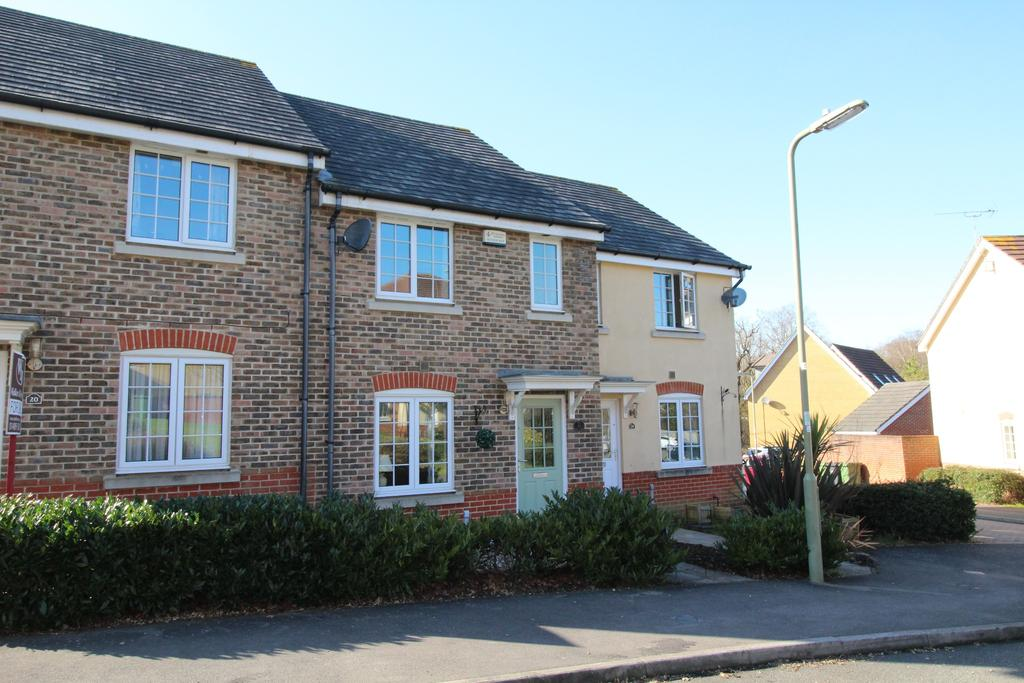 3 Bedrooms Terraced House for sale in Maple Rise, Whiteley