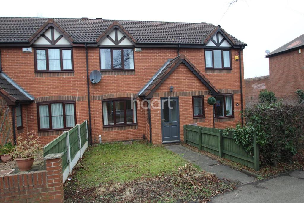 2 Bedrooms Terraced House for sale in Doncaster