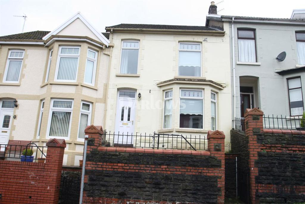 3 Bedrooms Terraced House for sale in Berw Rd, Tonypandy