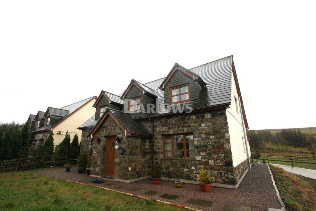 4 Bedrooms Detached House for sale in Bryn-Oer Farm Lane