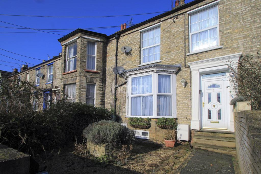 3 Bedrooms Terraced House for sale in Providence Terrace, Swaffham