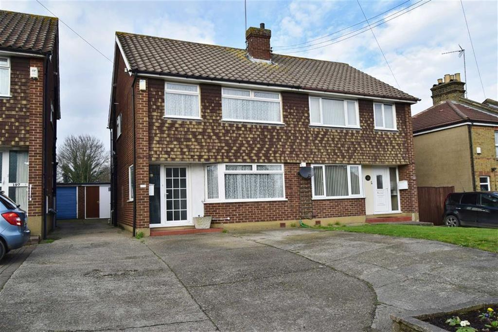 3 Bedrooms Semi Detached House for sale in Swanley Lane, BR8