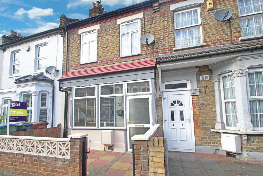 3 Bedrooms Terraced House for sale in Trumpington Road, Forest Gate, E7