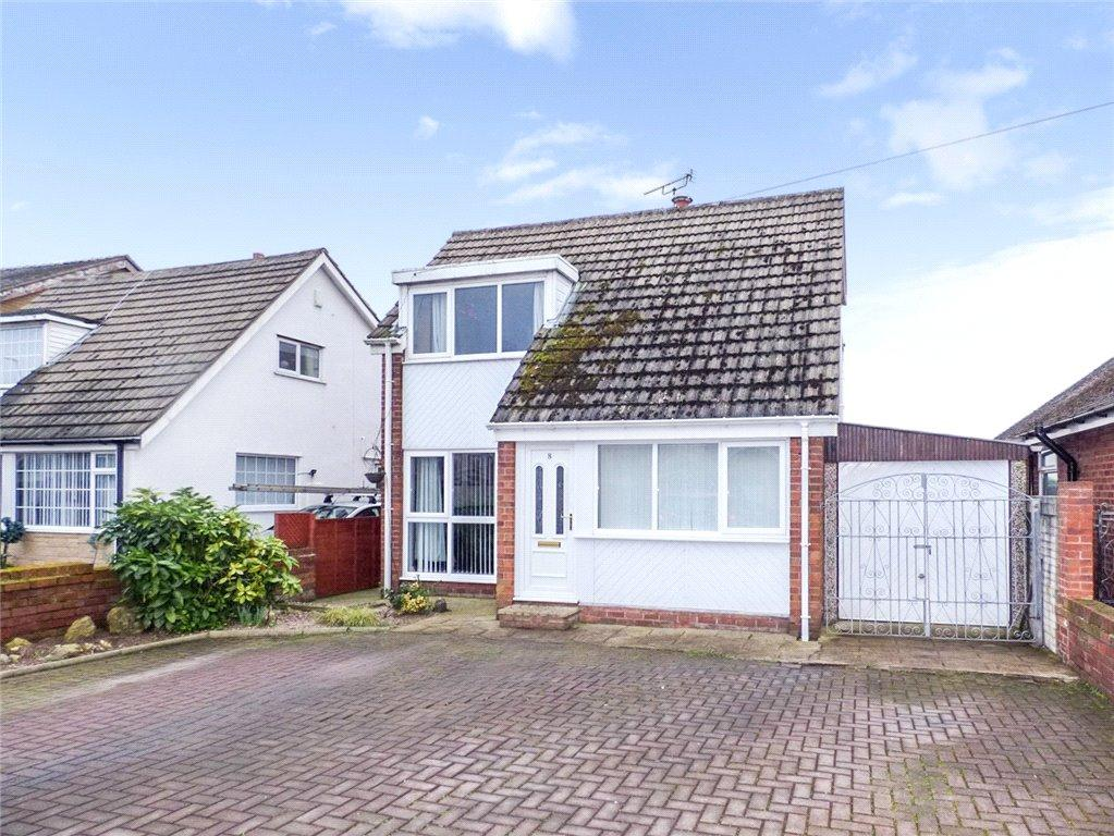 2 Bedrooms Detached Bungalow for sale in Clifton Road, Marton, Blackpool