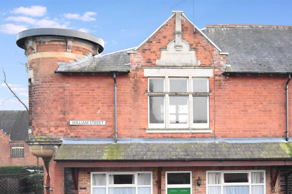 2 Bedrooms Flat for sale in William Street, Kettering