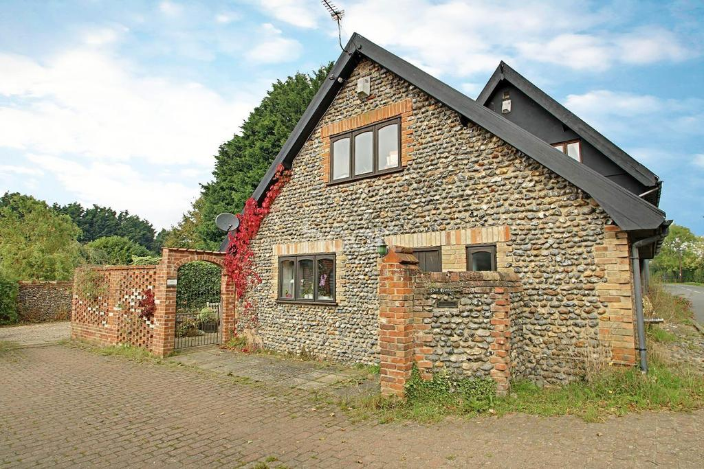 3 Bedrooms Barn Character Property for sale in The Street, Badwell Ash