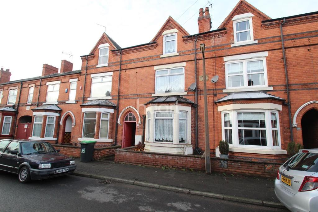 3 Bedrooms Terraced House for sale in Co-Operative Avenue, Hucknall