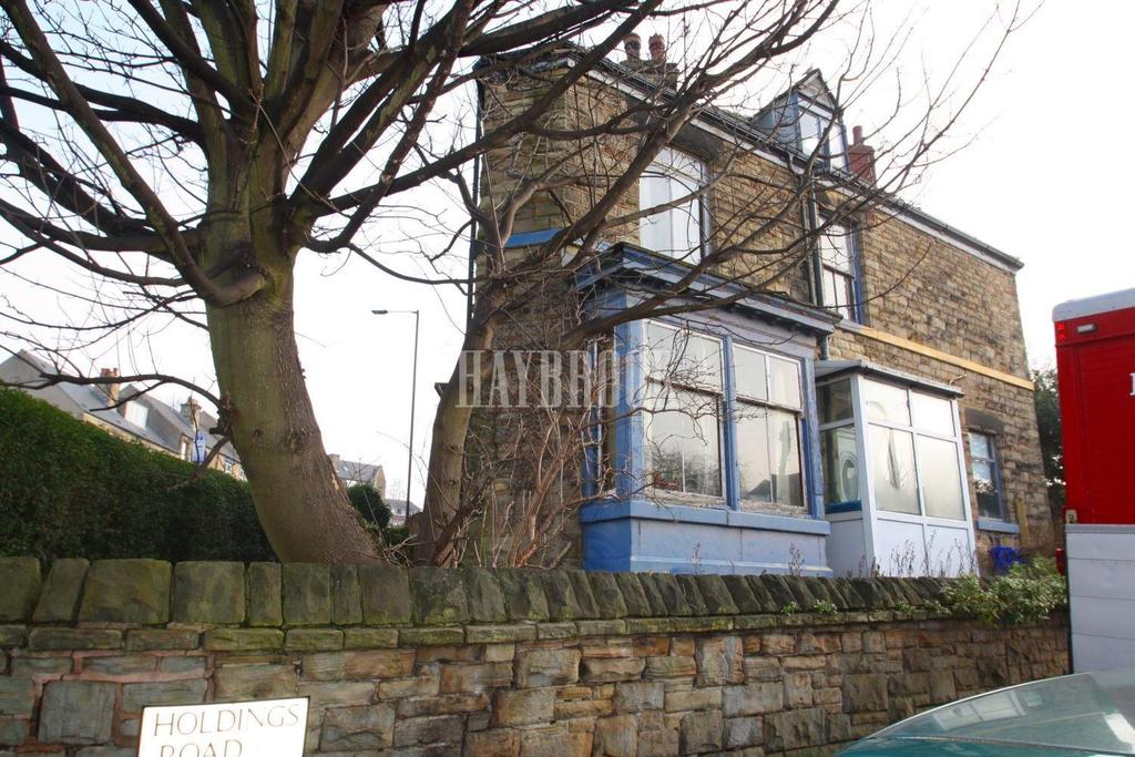 3 Bedrooms End Of Terrace House for sale in Granville Road, Nofolk Park, S2