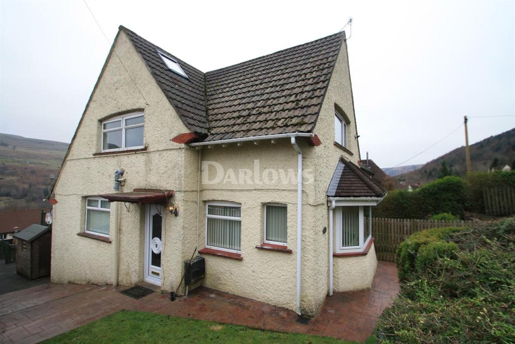 3 Bedrooms End Of Terrace House for sale in York Avenue, Ebbw Vale, Gwent