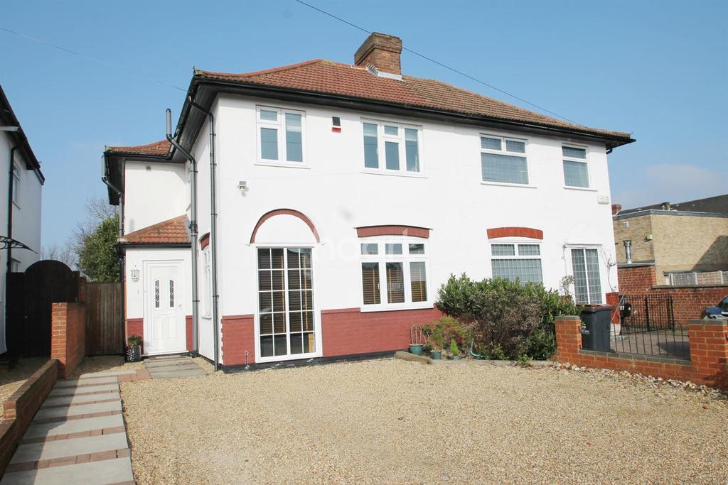 3 Bedrooms Semi Detached House for sale in Woodhurst Avenue, Petts Wood