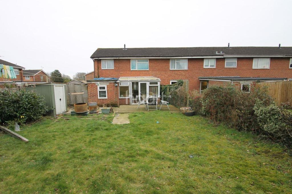 3 Bedrooms End Of Terrace House for sale in Upper Stratton