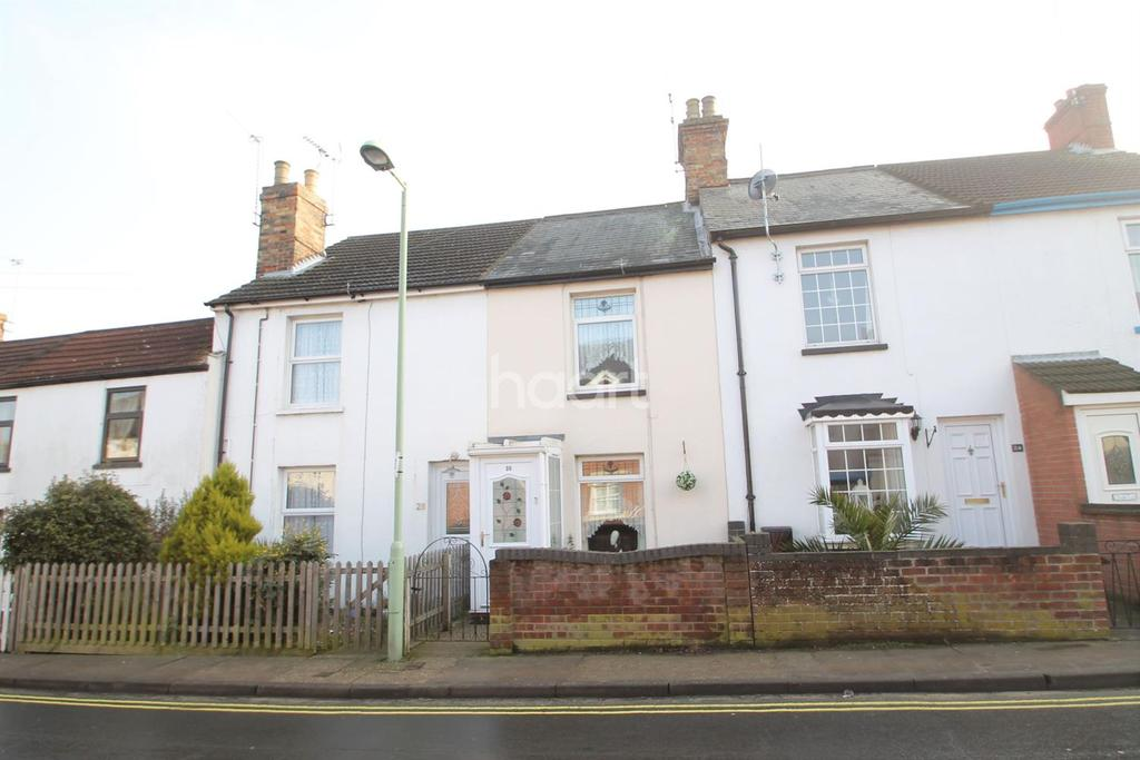 2 Bedrooms Terraced House for sale in Commodore Road, Oulton Broad