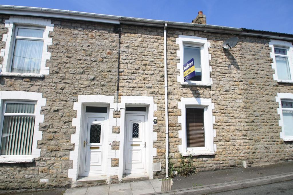 2 Bedrooms Terraced House for sale in Pennant Street, Ebbw Vale, Gwent