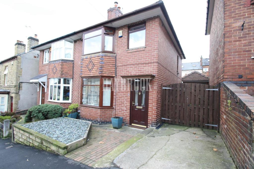 3 Bedrooms Semi Detached House for sale in Oakland Road, Hillsborough, Sheffield