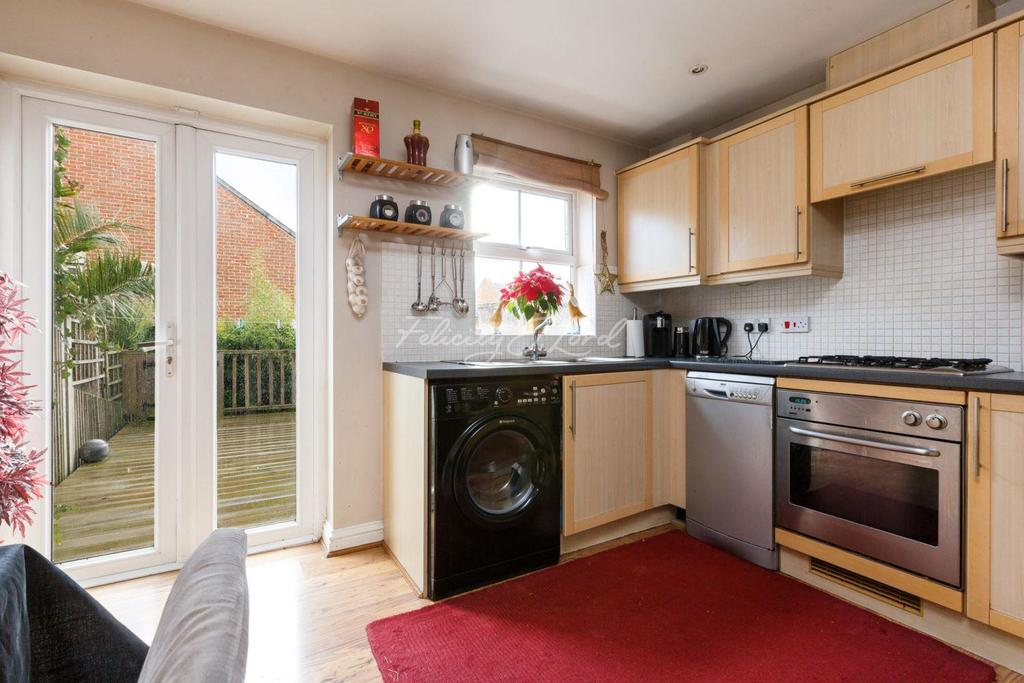 2 Bedrooms End Of Terrace House for sale in Shooters Hill SE18
