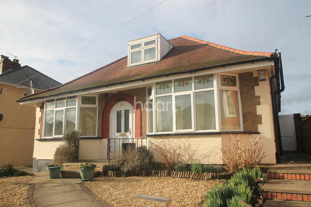 3 Bedrooms Bungalow for sale in Christchurch Road, Christchurch, Newport