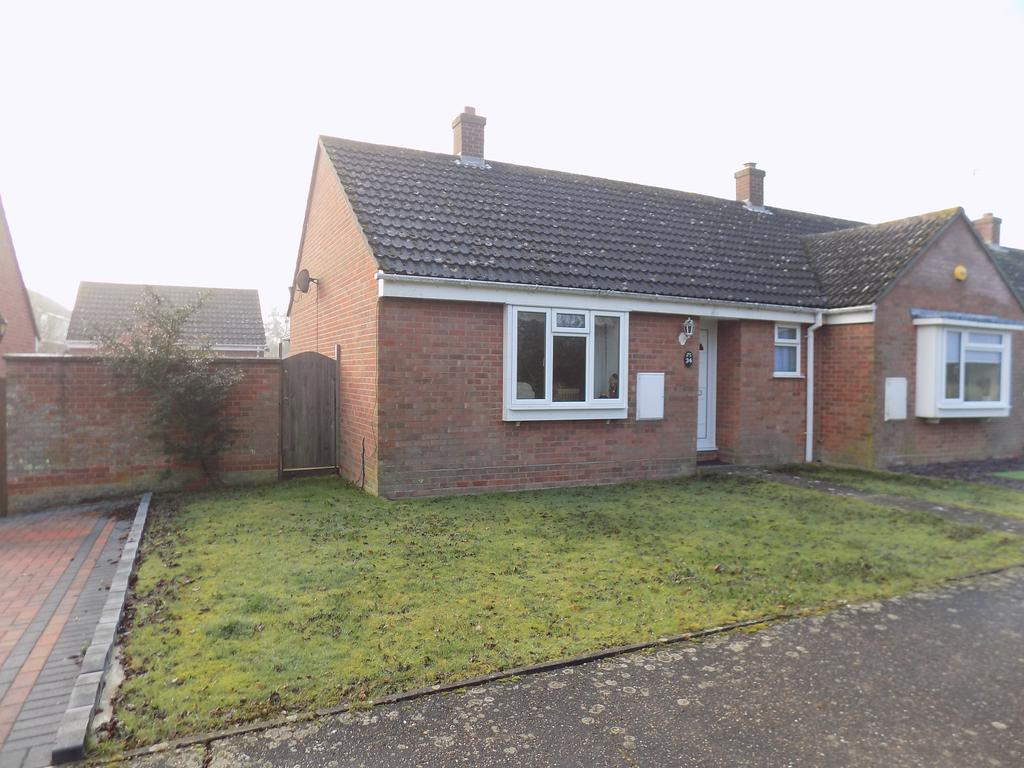 1 Bedroom Bungalow for sale in Thistledown, Panfield CM7