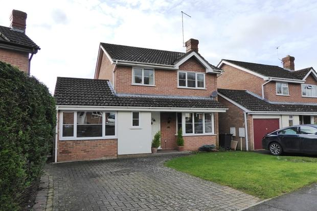 3 Bedrooms Detached House for sale in Icknield Drive, West Hunsbury, Northampton, NN4