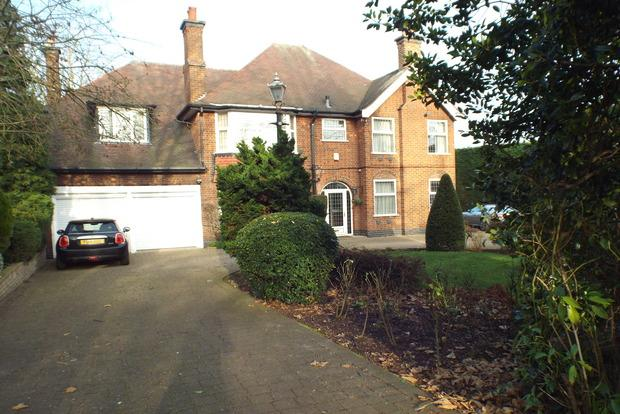 6 Bedrooms Detached House for sale in Adams Hill, Derby Road, Nottingham, NG7