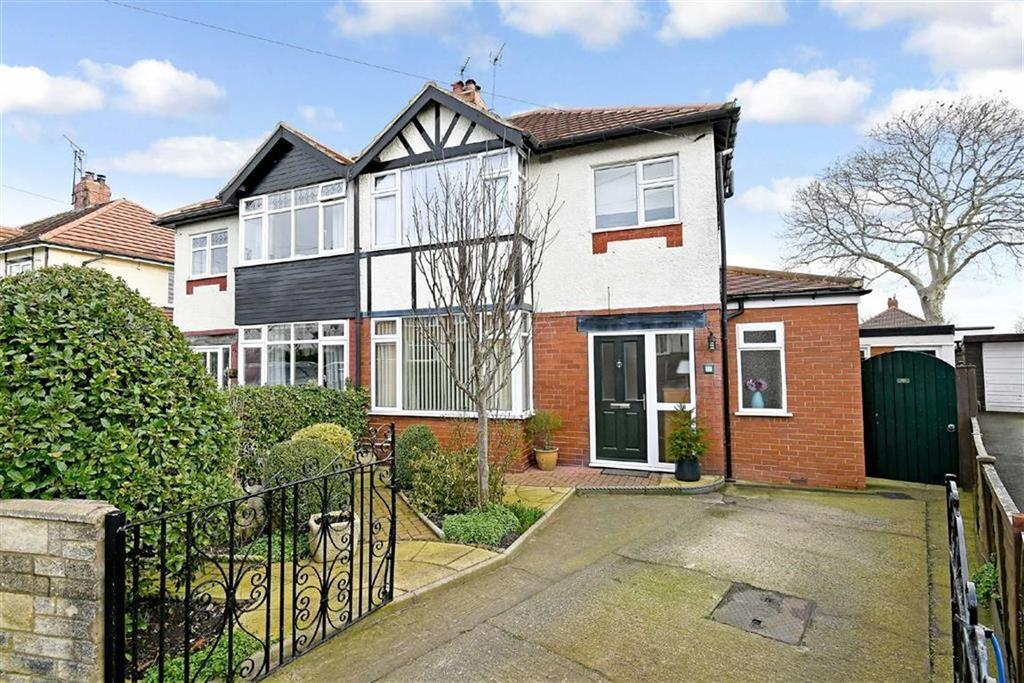 3 Bedrooms Semi Detached House for sale in Mount Gardens, Harrogate, North Yorkshire