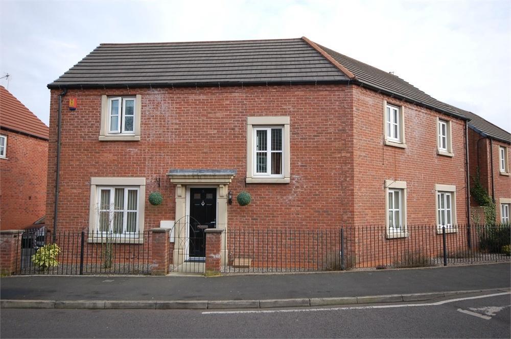 4 Bedrooms Detached House for sale in Cavan Drive, Haydock, St Helens, Merseyside