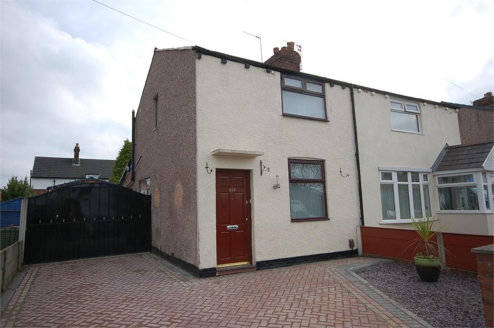 3 Bedrooms Semi Detached House for sale in Irwin Road, Sutton, St Helens, Merseyside