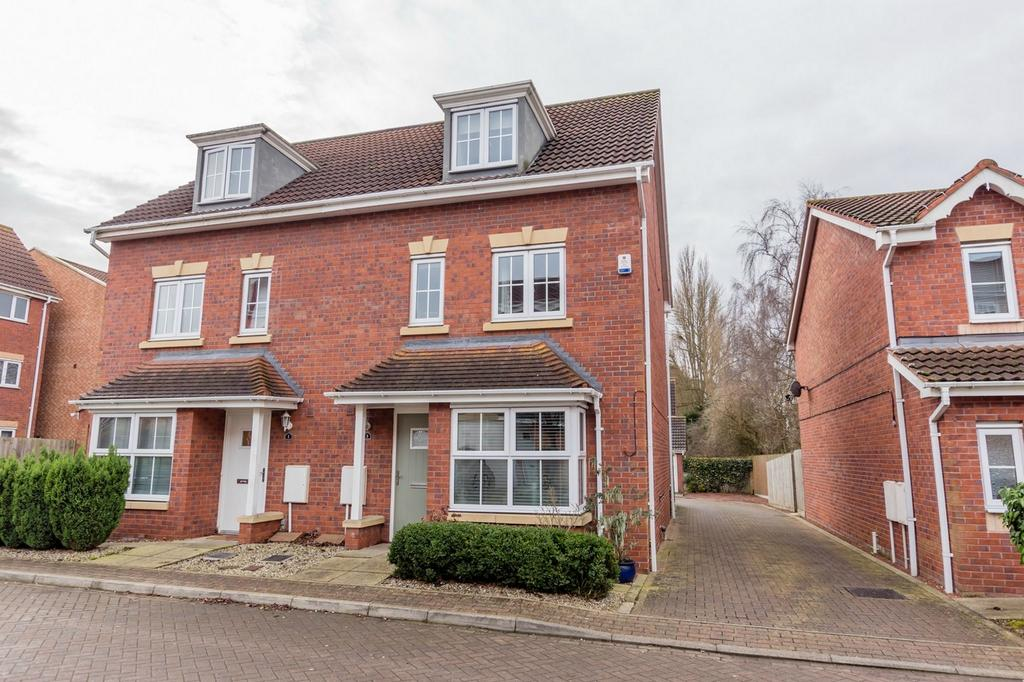 4 Bedrooms Semi Detached House for sale in Duchess Mews, Boroughbridge Road, YORK
