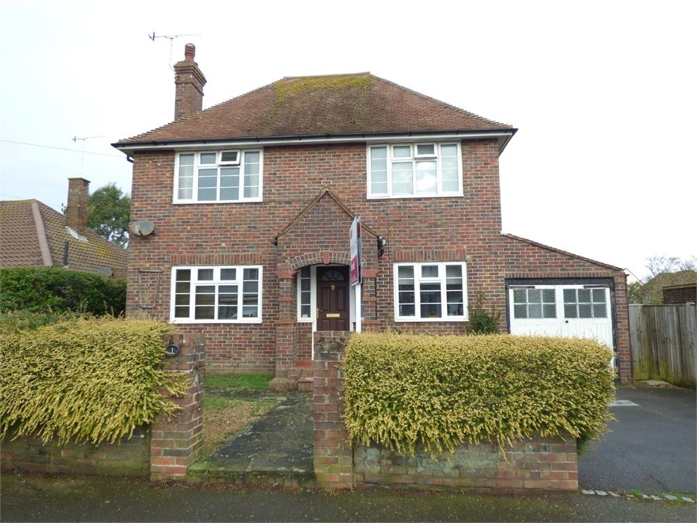 3 Bedrooms Detached House for sale in Deans Drive, Bexhill On Sea