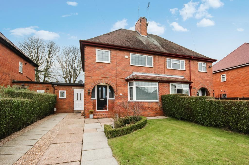 4 Bedrooms Semi Detached House for sale in Mount Road, Blythe Bridge, Staffordshire