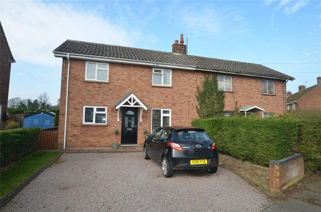 3 Bedrooms Semi Detached House for sale in Brickle Place, CLIFTON, Bedfordshire