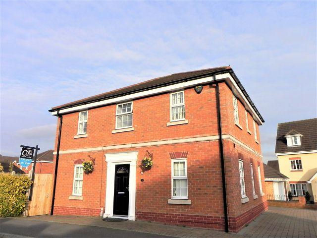 4 Bedrooms Detached House for sale in Water Mill Crescent,New Hall Manor,Sutton Coldfield