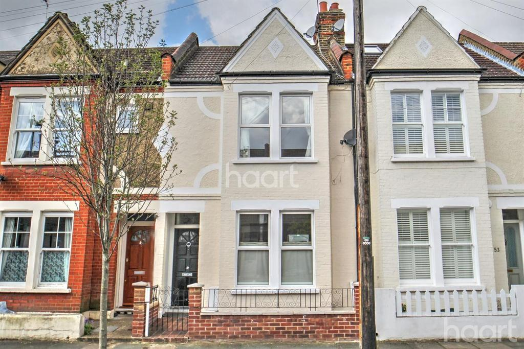 5 Bedrooms Terraced House for sale in Laburnum Road, SW19