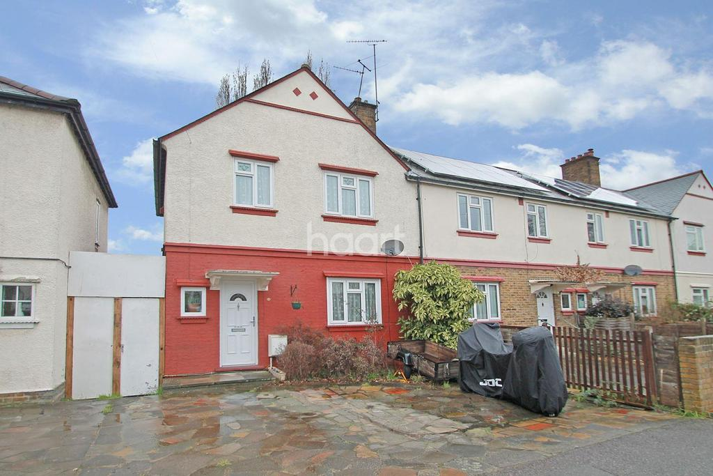 3 Bedrooms End Of Terrace House for sale in The Hale, Highams Park