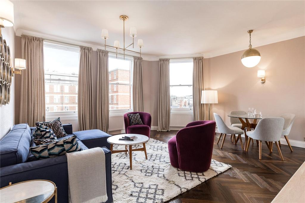2 Bedrooms Flat for sale in Falkland House, Marloes Road, Kensington, London
