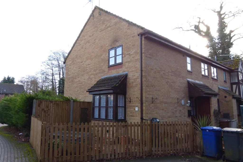 2 Bedrooms End Of Terrace House for sale in Riverside Way, Brandon