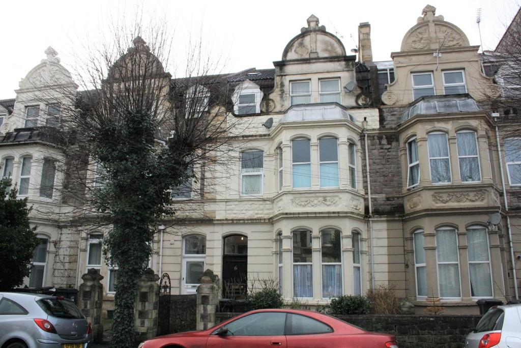 2 Bedrooms Ground Flat for sale in Graham Road, Weston-super-Mare