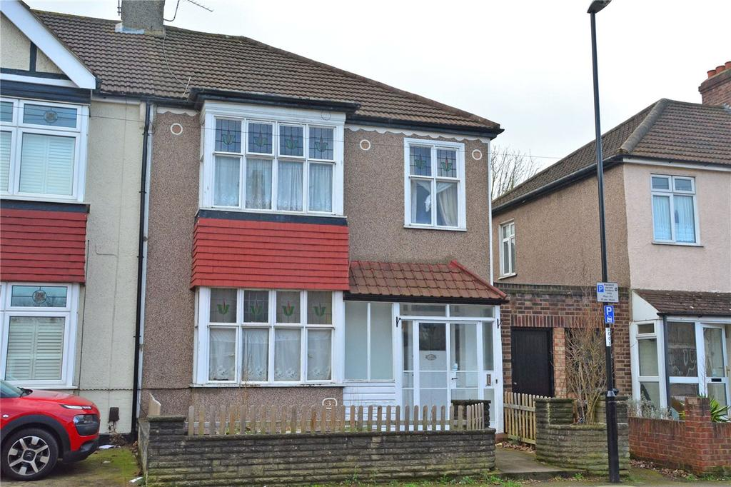 3 Bedrooms Semi Detached House for sale in Holme Lacey Road, Lee, London, SE12